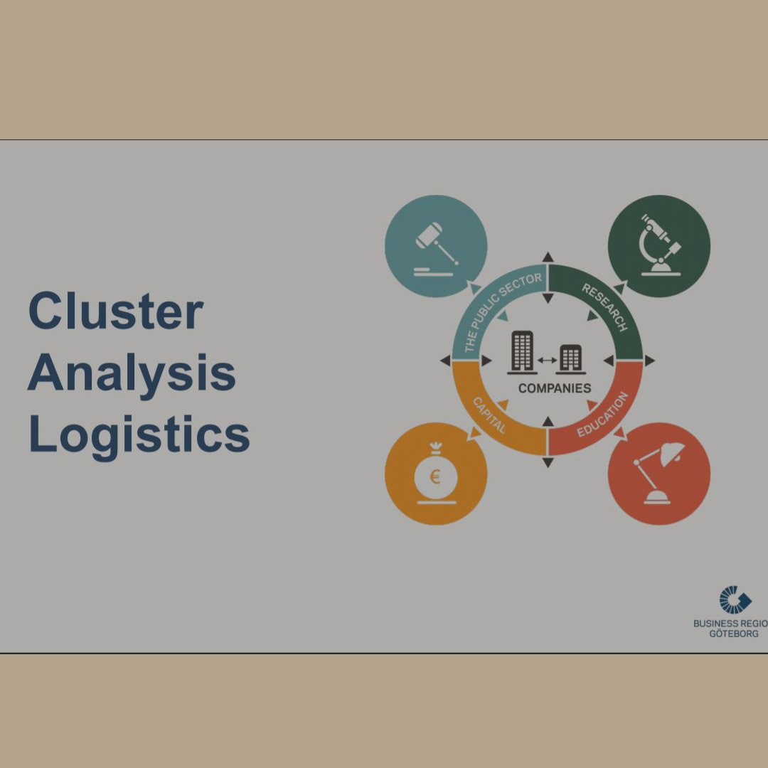 Cluster analysis logistics 2018