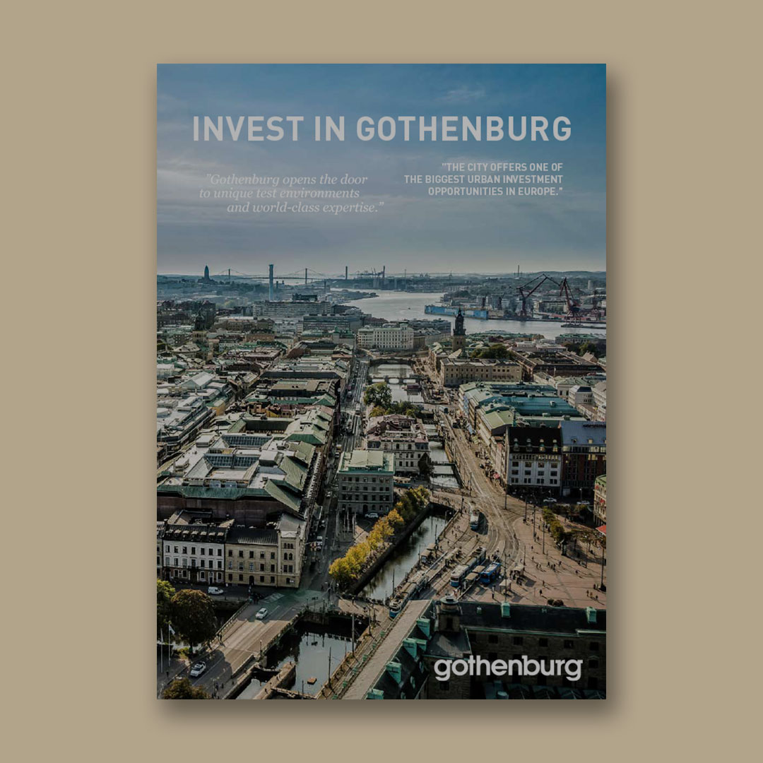 Invest in Gothenburg