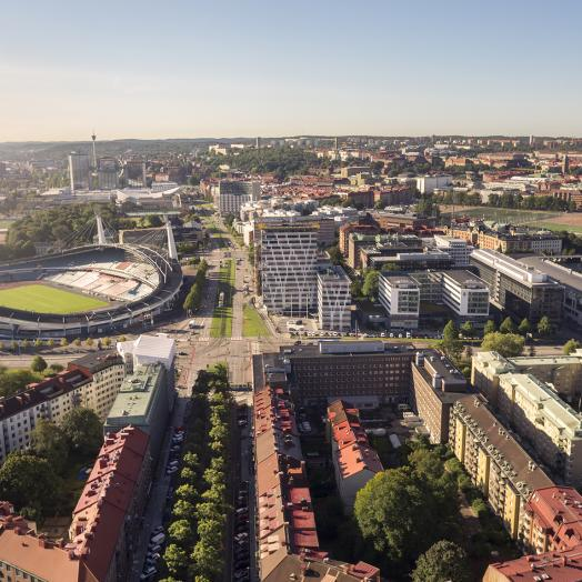 Overview of Gothenburg