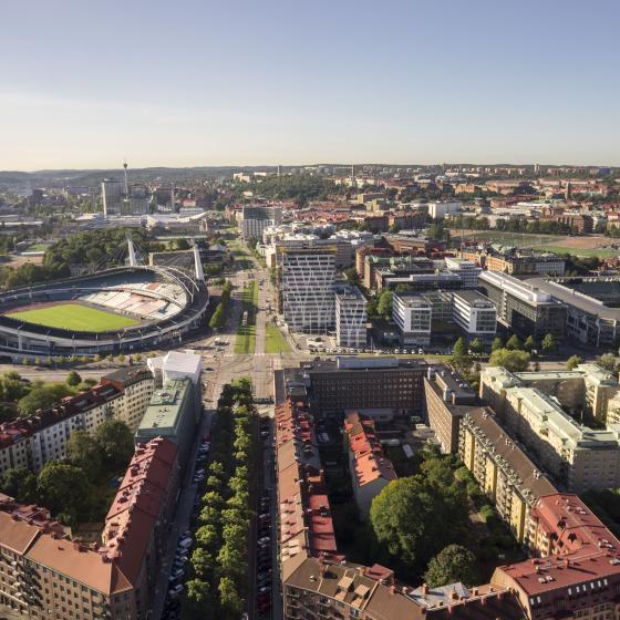 Gothemburg Event District