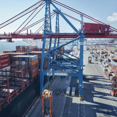 Gothenburg is Sweden's top logistics location and home to Scandinavia's largest port