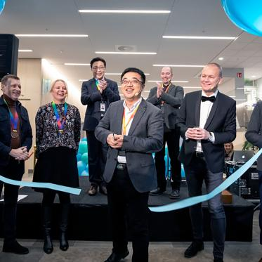CEVT moves into Geely Innovation Centre