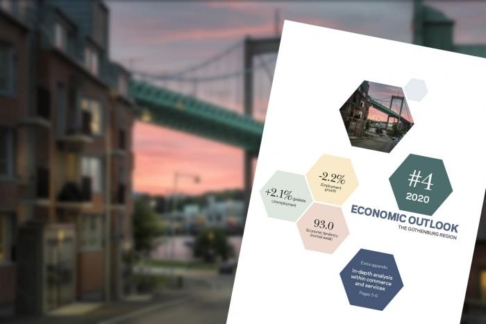 Business Region Göteborg's Economic Outlook report
