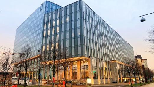 Uni3 campus in Gothenburg