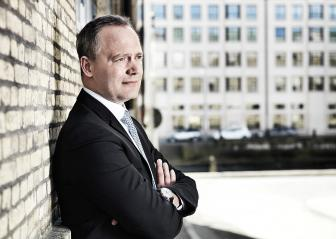 Patrik Andersson, CEO Business Region Göteborg